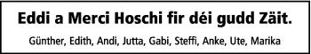 Zur Gedenkseite von Hoschi