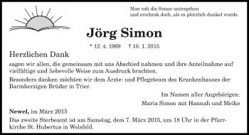 Zur Gedenkseite von Jörg